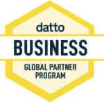 Datto Business Partner Badge